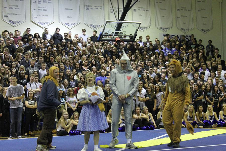 Creating the pep assembly