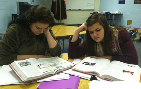 Students take on AP classes