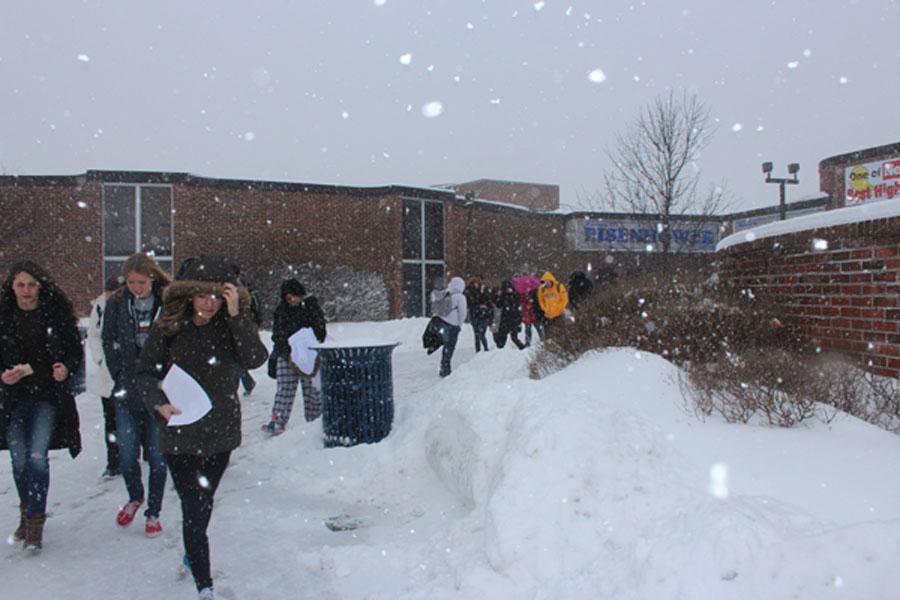 Snow and cold days stir debate