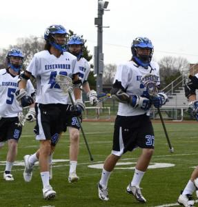 Lacrosse rises in popuarity