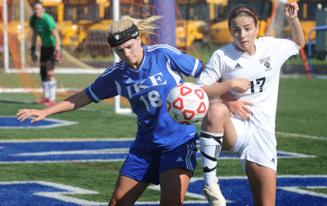 Girl's Varsity Soccer sprints to state semifinals