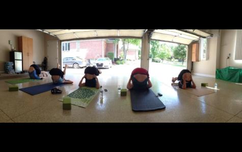 New Yoga Club