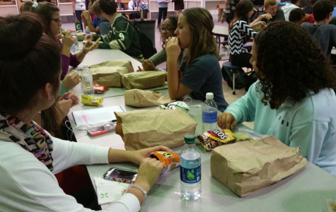 New food laws reshape lunches