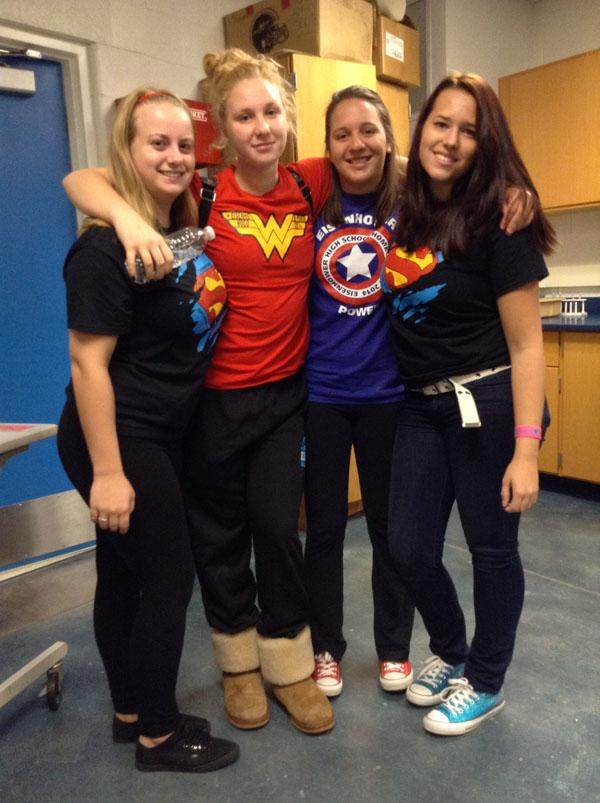 Juniors+Leah+Schultz%2C+Emma+Morisett+and+Emma+Nowaczyk+wore+their+homecoming+shirts+for+spirit+week.%0A%22I+really+love+this+week+because+the+students+get+to+show+their+school+spirit+and+have+a+fun+time+doing+it%2C%22+Morisett+said.+The+girls+are+dressed+up+for+their+first+hour+tally.%0A++++++++++++++++++++++++++++++++++++++++++++++++++++++++++++++++++++++++++++++++++++++++++++++++++++++++++++++++++++++++++++++++++++++++++++++++++++++++++++++++++++++++++++++++++++++++++++++++++++++++++++++++++++++++++++++++++++++++++++++++++
