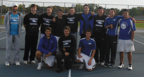 Varsity tennis makes it to state finals