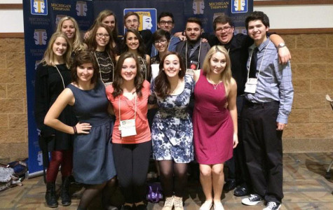 Students go to Thespian Festival