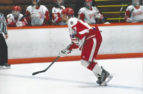 Grewette skates with scholarships