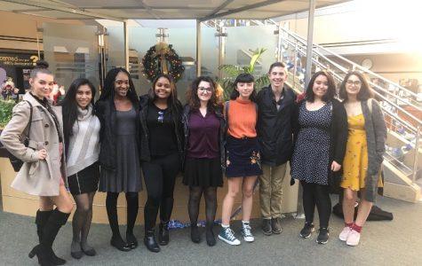 Diversity club attends Summit