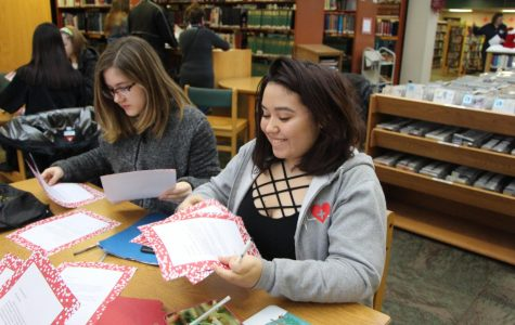 Key Club ignites Christmas spirit