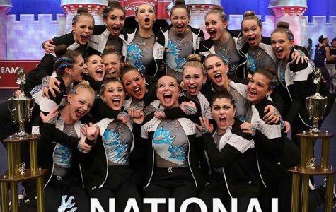 Varsity dance conquers Nationals, represents team USA