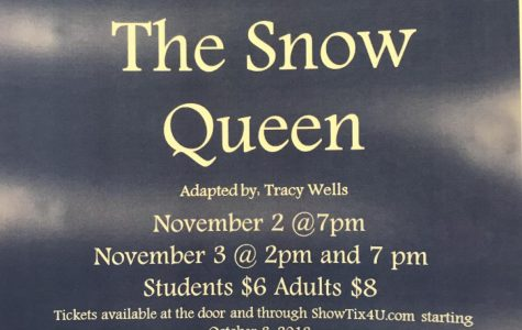 Snow Queen play anticipates chills