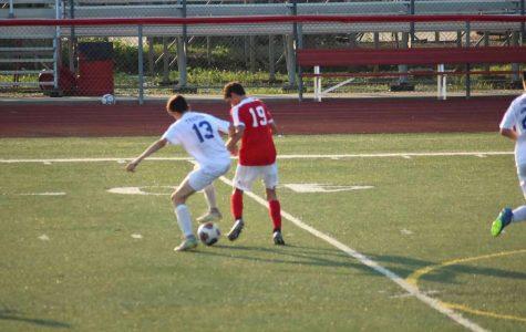 JV boys soccer season