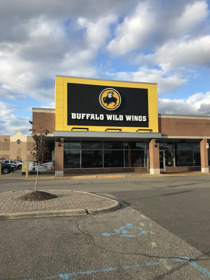 Seniors+and+the+community+came+for+the+senior+class+fundraiser+on+Oct.+24th.+It+was+held+at+Buffalo+Wild+Wings+and+the+proceeds+went+towards+senior+events.+%0D%0A