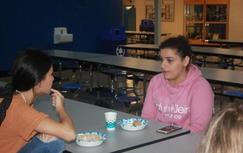 Student council hosts annual new student breakfast