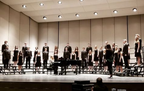 Choirs advance to states