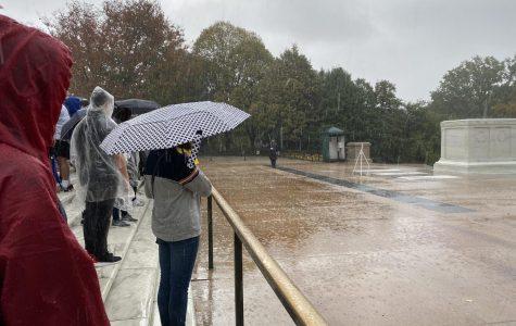 Respect in the rain