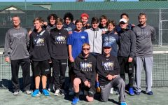 Tennis team makes States