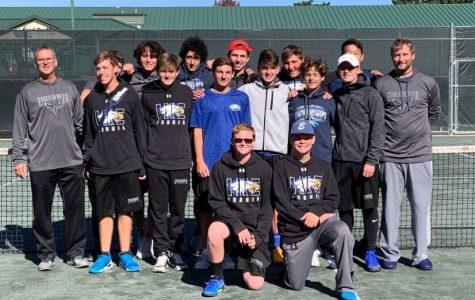 Tennis team makes it to states