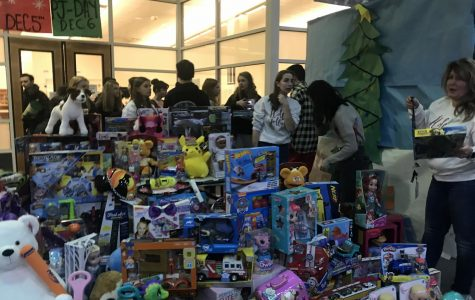 Toys for Tots success