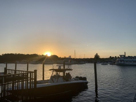 This week, I escape from Michigan and go to Lake Wylie Clover, South Carolina and Myrtle Beach, South Carolina. I had the best time leaving for a week and getting out. Down south, everything