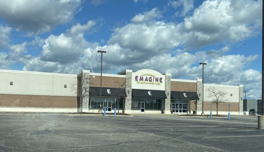 """The pandemic still lingers, but Michigan movie theaters open on Oct. 9 with new safety procedures in place. Movie goers must wear masks and social distance. """"I'd feel safe going [to movie theaters] if everyone else abides by the rules,"""" junior Christina Gasiewski said."""