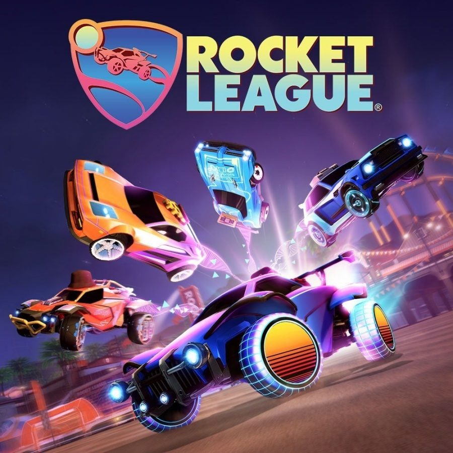 """Rocket League releases new features making the game free on all platforms with new seasons. """"I really love playing this game because it helps relieve stress after a long day,"""" sophomore Colin Westgate said. The game released back in 2015, but recent features upped usership."""