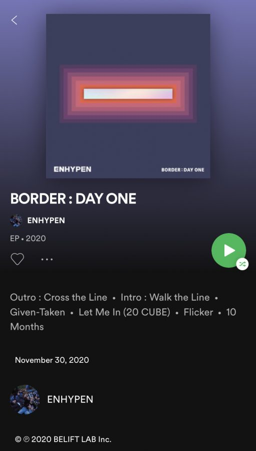 """""""Border: Day One"""" album review"""