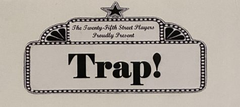 """The actresses and actors prepare for their first performance of the year called """"Trap!"""""""